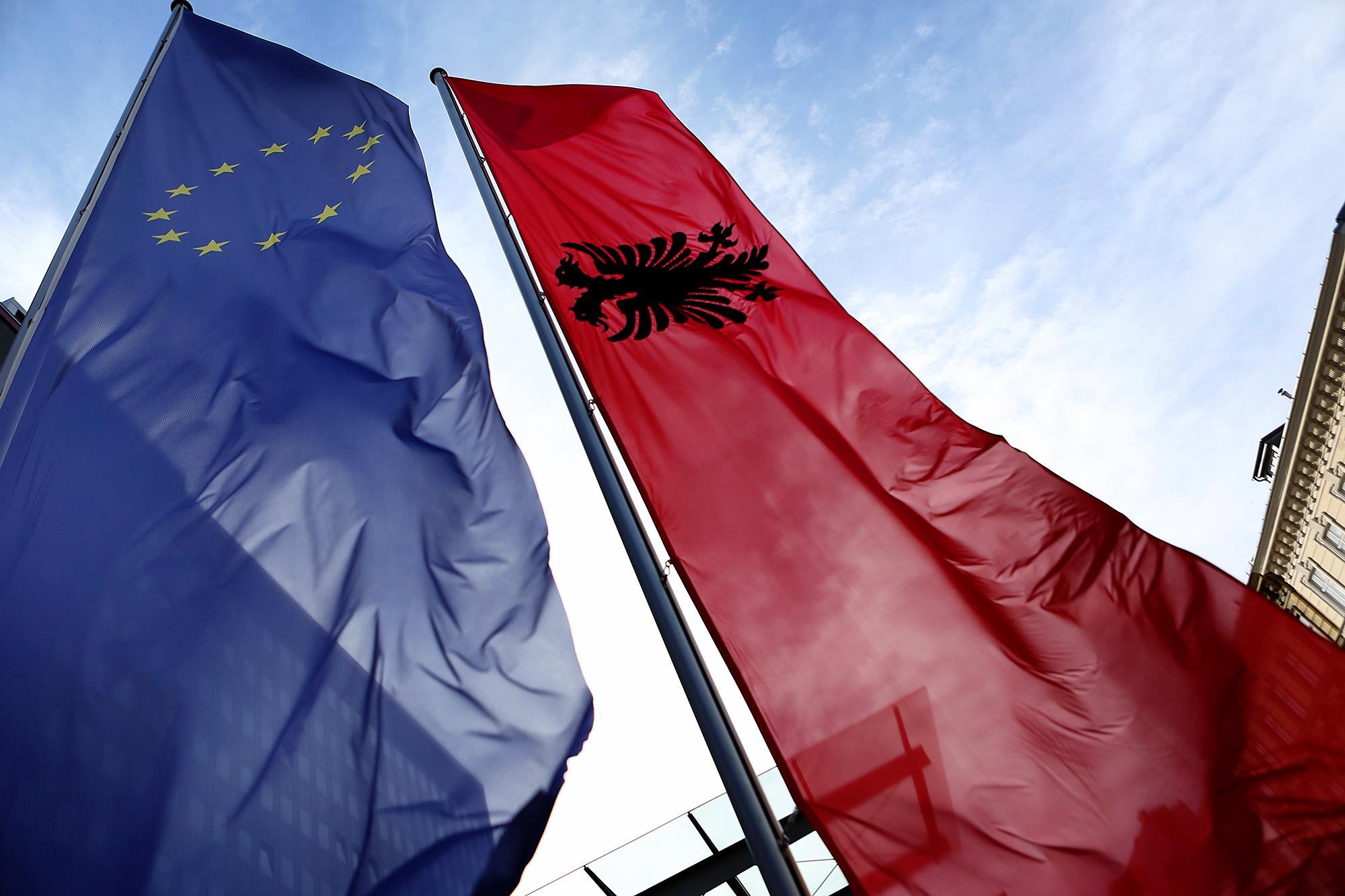 Албания и ЕС