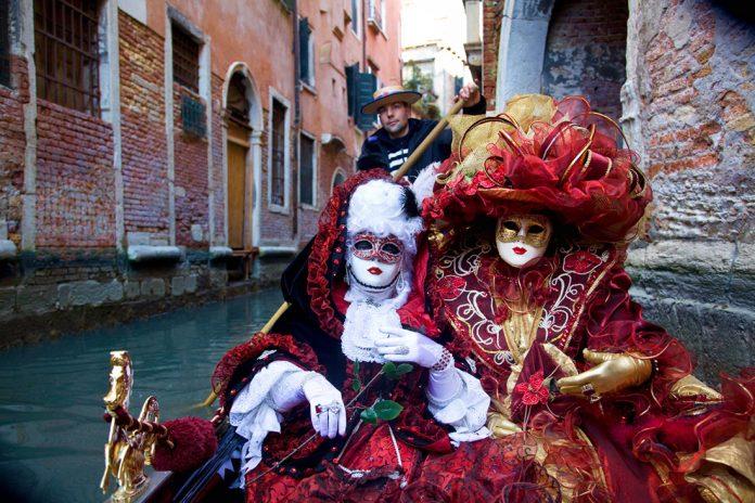 Карнавалът във Венеция