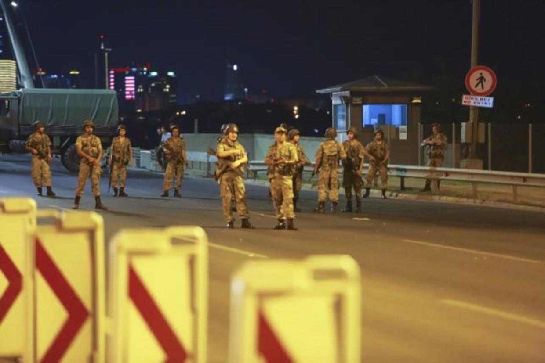 преврат в Турция
