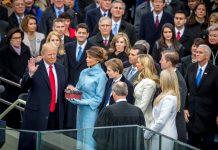 Тръмп, инаугурация