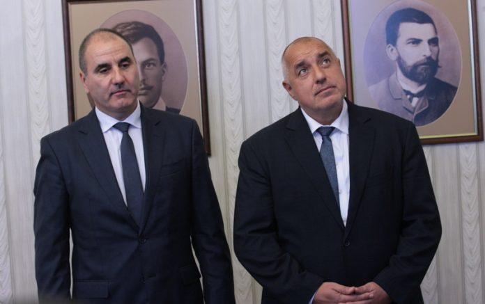 Цветанов и Борисов