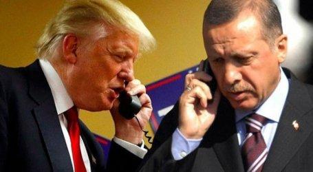 Доналд Тръмп, Реджеп Ердоган