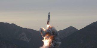 Ядрен тест на Северна Корея