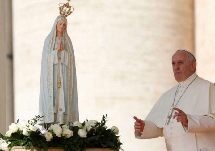 Папа Франциск, посещение