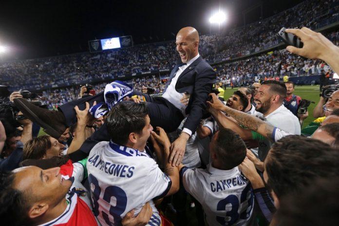 Зинедин Зидан, Реал (Мадрид)