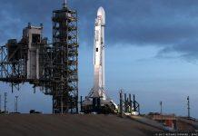 български сателит, SpaceX