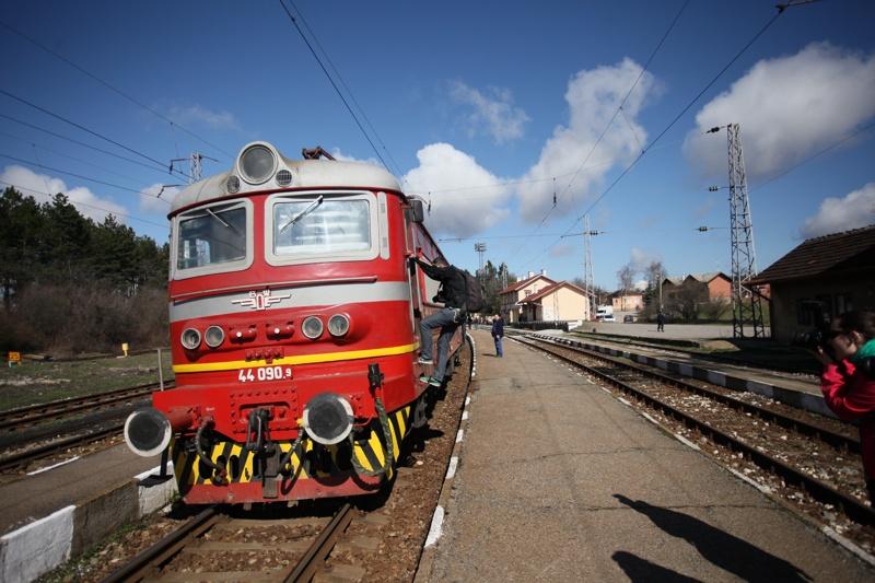 влак, БДЖ