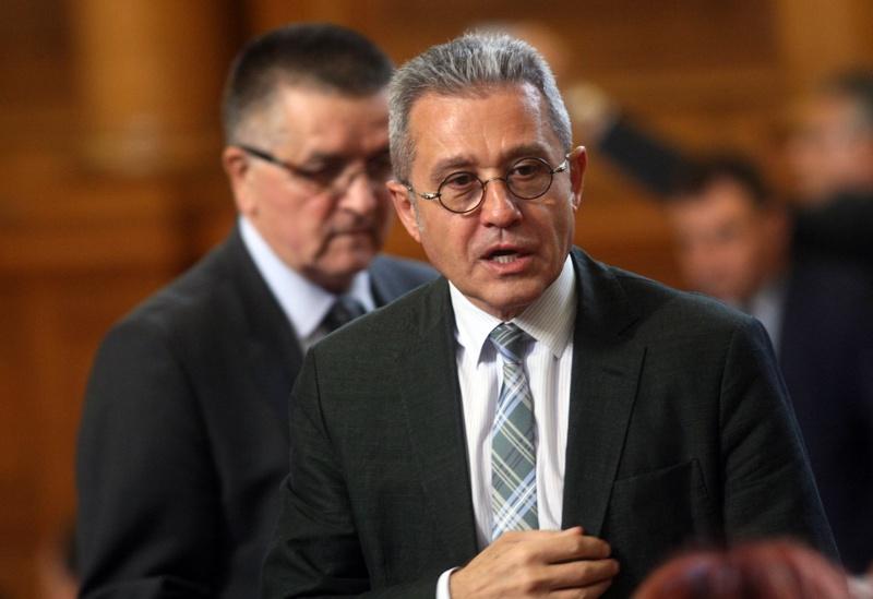 Йордан Цонев, ДПС, демонтаж, коалиция, правителство