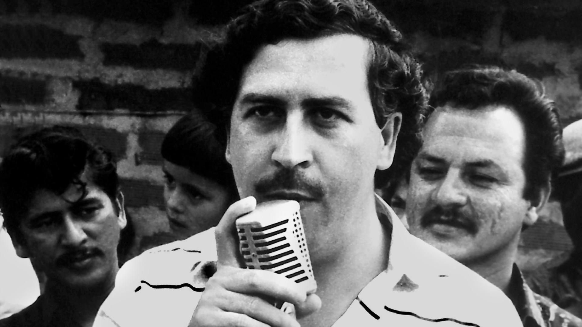 Пабло Ескобар