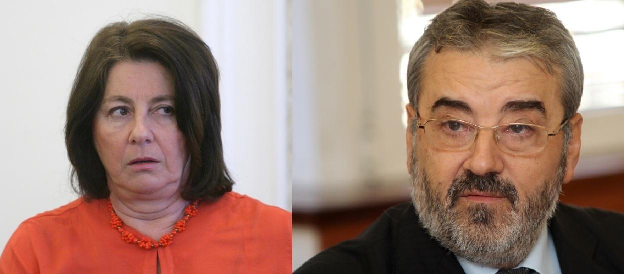 Ангел Семерджиев и Светла Тодорова