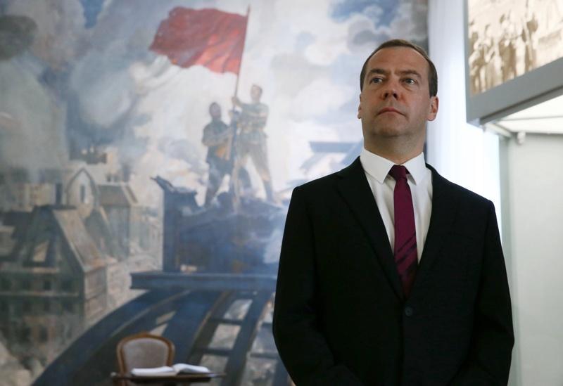 Димитрий Медведев