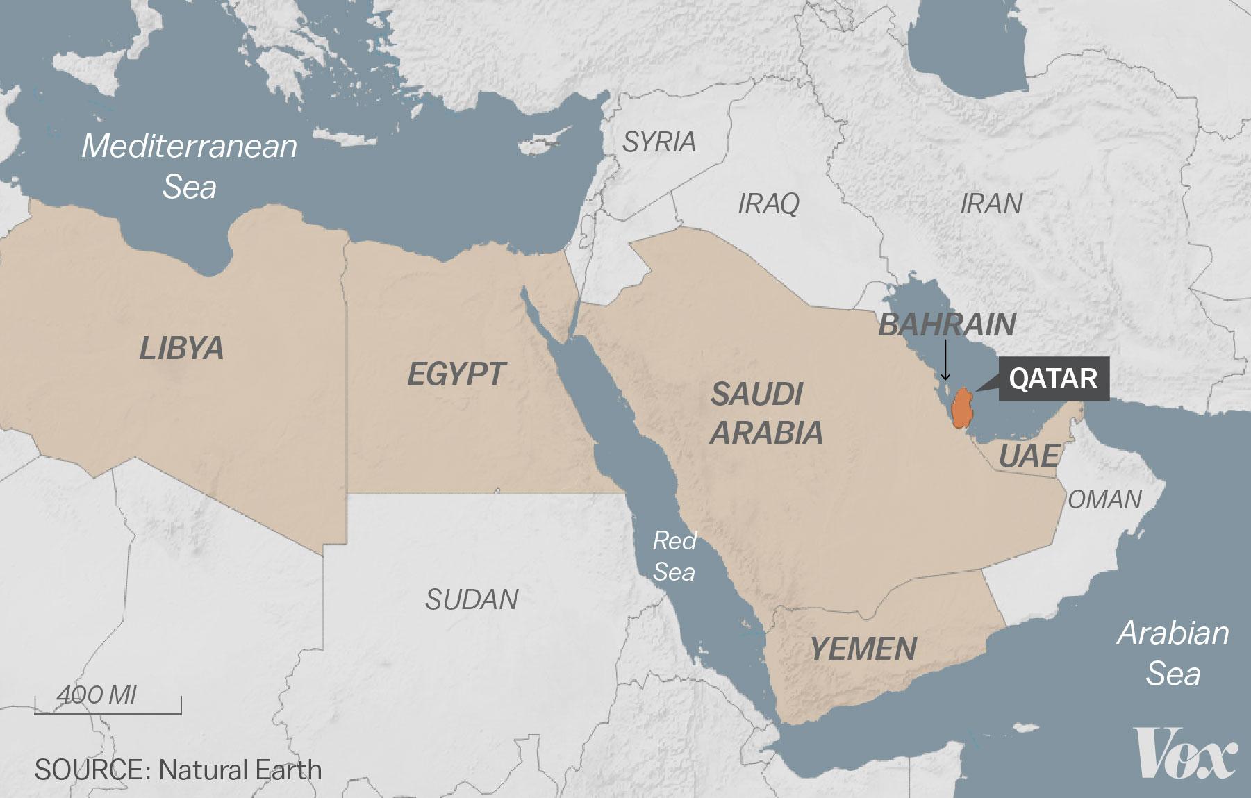 Thơ BÓNG ĐÁ - Hansy - Page 6 Qatar_locator_map