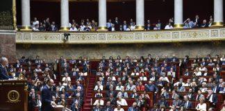 парламент, Франция