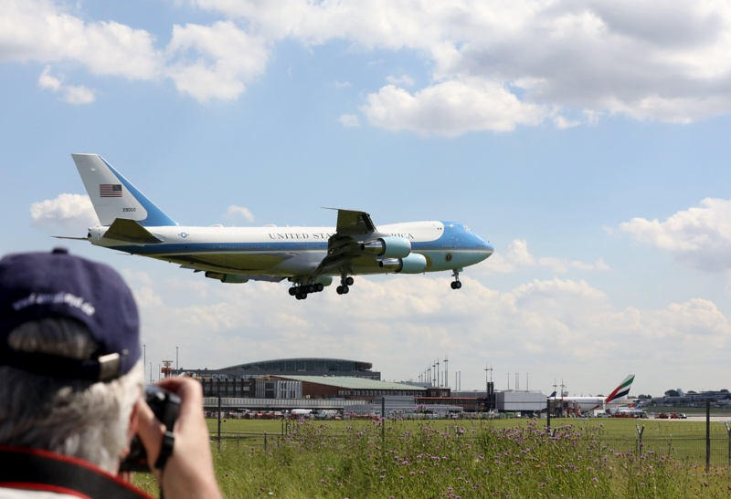 президентски самолет