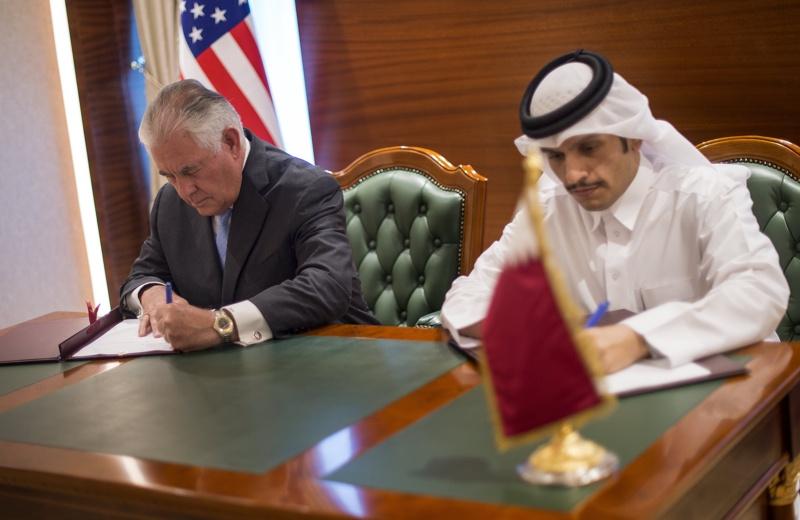 САЩ и Катар