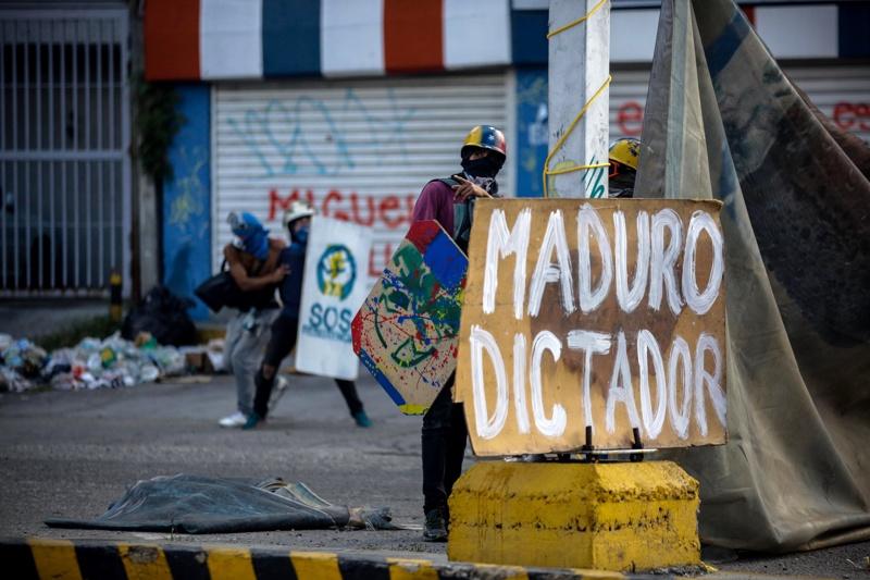 демокрацията във Венецуела
