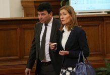 Депутатът от групата на ГЕРБ Живко Мартинов напуска парламента. Заявлението си е подал сам, съобщи в Добрич зам.-председателят на партията Цветан Цветанов.