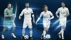 Награди на УЕФА за най-добър футболист в Европа