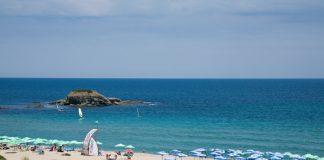 плаж, Лозенец