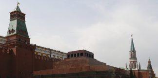 мавзолеят на Ленин