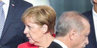 Турция към Германия