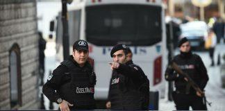 полиция, Турция