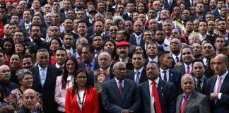 Учередителното събрание на Венецуела