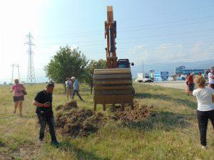 реконструкция на пътя Асеновград-Пловдив
