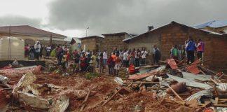 наводнение в Сиера Леоне