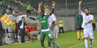 Шампионът на България Лудогорец се класира за групите на Лига Европа. Това бе очаквано след победата с 2:0 в първия мач от плейофа над непретенциозния литов