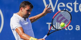 Най-добрият български тенисист Григор Димитров завърши по отличен начин участието си на турнира в Синсинати. 26-годишният хасковлия спечели с 6:4, 7:5 финал