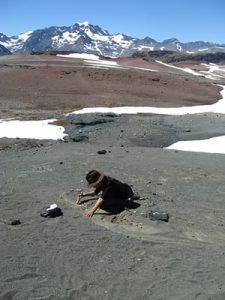 разкопки в Андите