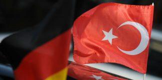 Турция-Германия