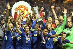Манчестър Юнайтед спечели Лига Европа