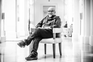 Paolo Coelho Press Conference In Prague