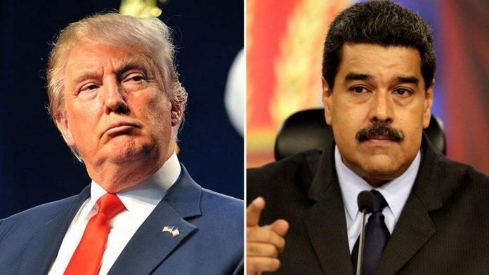 Доналд Тръмп, Николас Мадуро