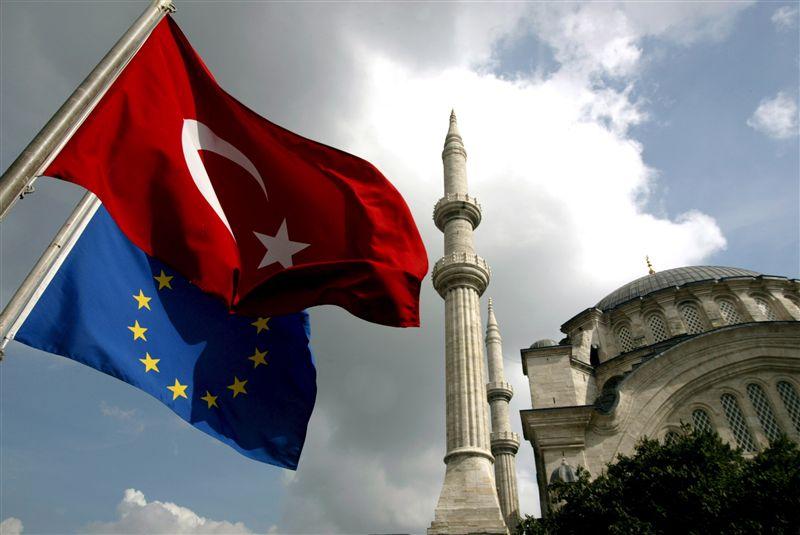 финансовата помощ от ЕС за Турция