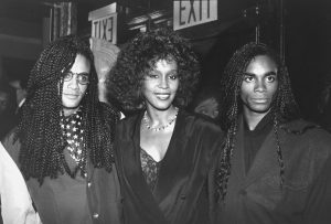 Fabrice Morvan;Rob Pilatus;Whitney Houston