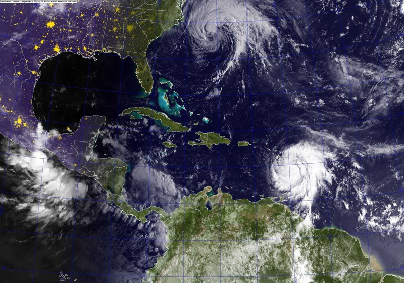 ураганът Мария