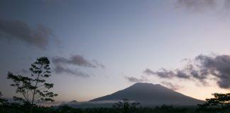Вулканът Агунг