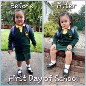 първи учебен ден
