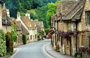 Английско село