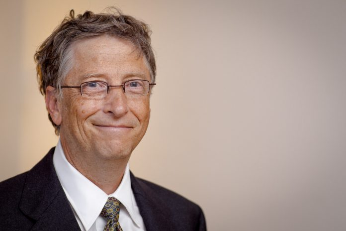 Бил Гейтс 2022