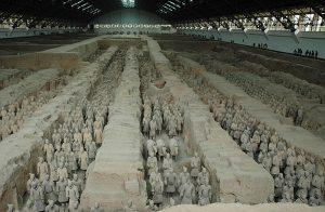 Гробницата на Цин Шъхуан 2 съкровище