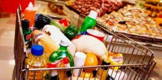 Хранителни стоки