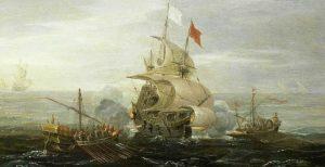 кораба Флор де ла Мар