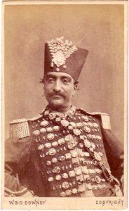 Насир ал-Дин Шах Каджар