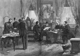 Подписването на Санстефанския договор