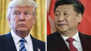 САЩ и Китай