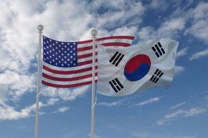 САЩ и Южна Корея